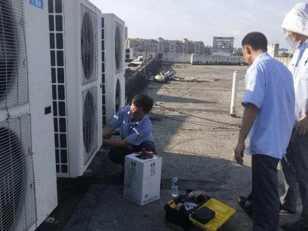 昆山海尔工业冷水机组维修服务诚信经营